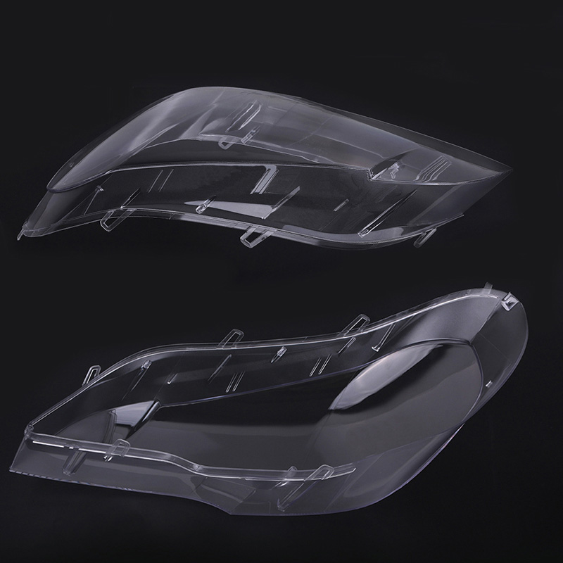Wholesale 1pc Headlight Lens Lampshade Cover Replacement for BMW E70 X5 08-13 V6