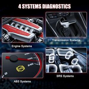 Image 3 - เปิดตัว X431 CRP129i รถการวินิจฉัยเครื่องมือเครื่องยนต์ ABS เกียร์ถุงลมนิรภัยสแกนเครื่องมือ SAS รีเซ็ตน้ำมัน5บริการฟังก์ชั่น OBD2 Scanner