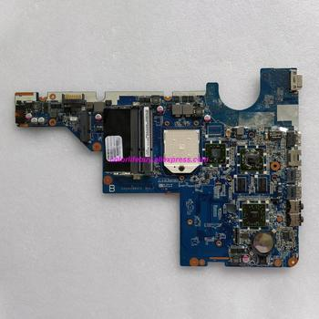 Genuine 632184-001 w HD6370/512M GPU Laptop Motherboard for HP G42-371BR G42-372BR G42-373BR G42-374BR G42-460BR NoteBook PC