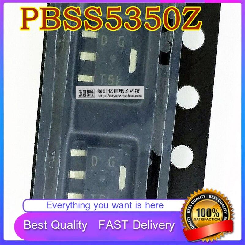 10 шт./лот новый оригинальный пастельный транзистор 2SD1624 SOT-89 NPN SILK SCREEN DG 3A50V хорошее качество