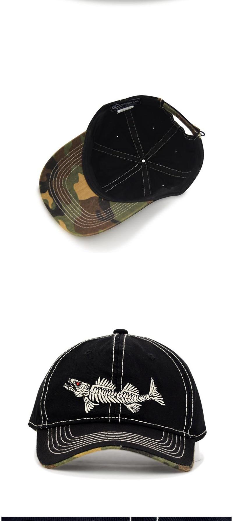 男女棒球帽_户外钓鱼棒球帽百搭鸭舌帽鱼骨头路亚休闲街头---阿里巴巴_06