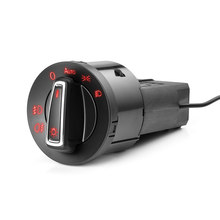 1PIC 14PIN автоматический головной светильник, переключатель, противотуманный светильник, переключатель управления для автомобиля для Volkswagen ...