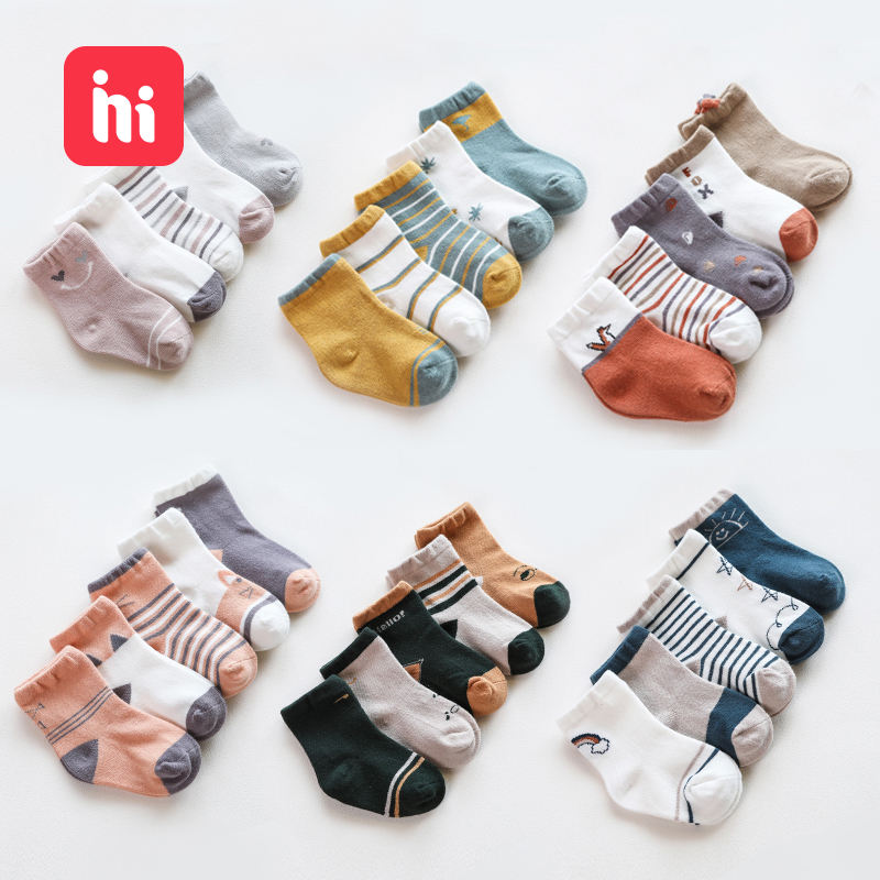 0-6Y Infant Baby Socks Baby Socks For Girls Cotton Mesh Cute Newborn Boy Toddler Socks Baby Clothes Accessories