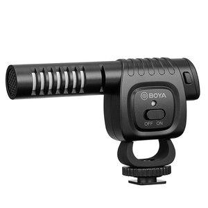 Image 3 - BOYA BY BM3011 على كاميرا مكثف القلب ميكروفون الصوت والفيديو استوديو هيئة التصنيع العسكري لكانون نيكون DSLR PC الهاتف الذكي لايف تسجيل الدخول