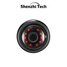 Mini telecamera IP Wifi con visione notturna a infrarossi 2 vie Audio Motion Tracker per Baby Monitor di sicurezza domestica V380