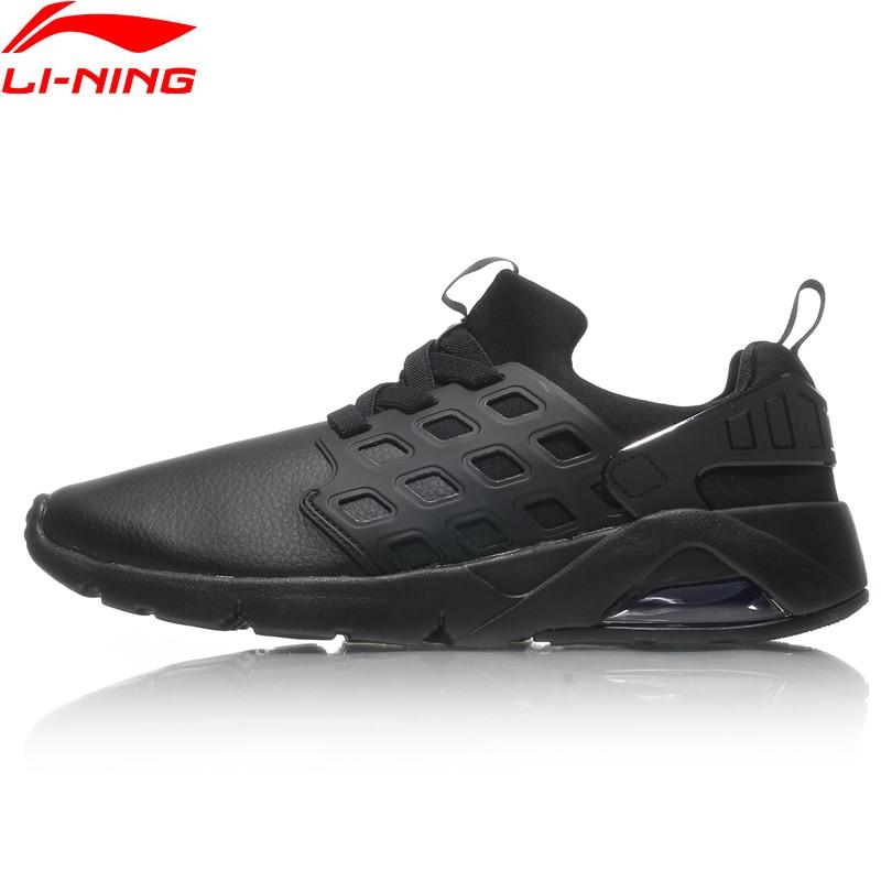 (Break Code)Li-Ning Men Bubble Ace Lifestyle Shoes MONO YARN Air Cushion Breathable LiNing Li Ning Sport Shoes AGLM019 YXB077
