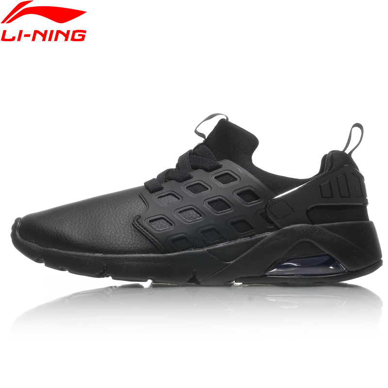 (Break Code)Li-Ning <font><b>Men</b></font> Bubble Ace Lifestyle <font><b>Shoes</b></font> MONO YARN Air Cushion Breathable <font><b>LiNing</b></font> li ning Sport <font><b>Shoes</b></font> AGLM019 YXB077 image