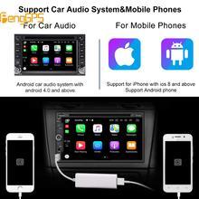 USB Smart Link Apple CarPlay ключ для Android навигационный плеер мини USB Carplay палка с Android авто