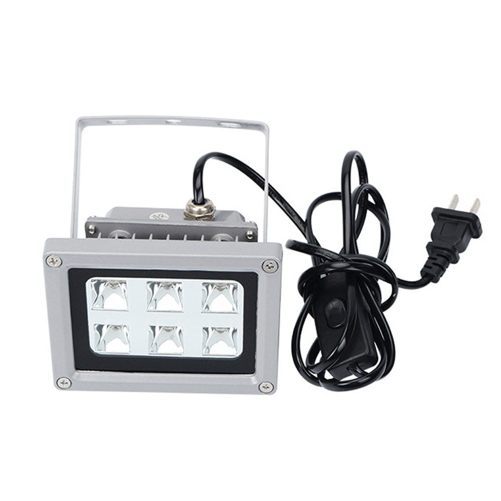 UV LED Lights UV Resin Solidify Photosensitive Curing Light Lamp for SLA/DLP 3D Printer 405nm 60W Output Affect