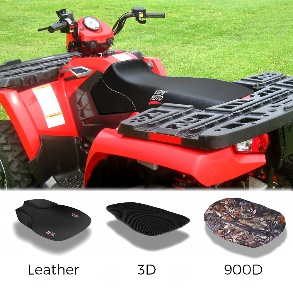 KEMIMOTO ATV cubierta de asiento de reemplazo para Polaris Sportman 335, 400, 500, 600, 700 4X4 1996-2004, 2001, 2002, 2003, 1999