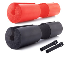 1pcs Squat Sponge Fitness Equipments Barbell Neck Shoulder Back Protect Pad Gym Pull Up Grip Support Weight Lifting Accessories