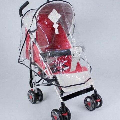alta qualidade bebe especial respiravel carrinho de crianca capa chuva carro do bebe para brisas