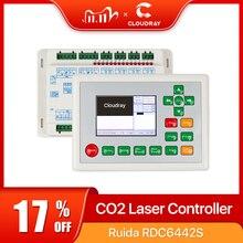 Cloudray ruida rd RDC6442G Co2 レーザーdspコントローラレーザー彫刻と切断機rdc 6442 6442 グラム 6442s