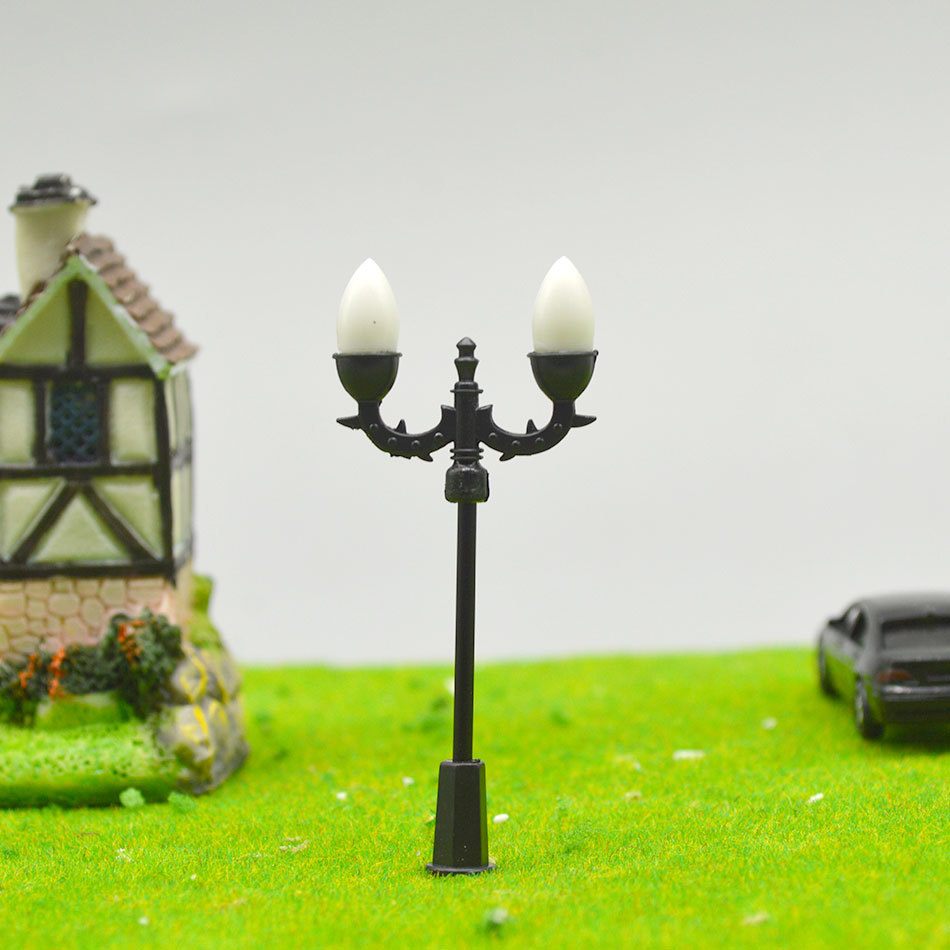 1 150 Modelle Straßenbeleuchtung Lampe Stahlrohr
