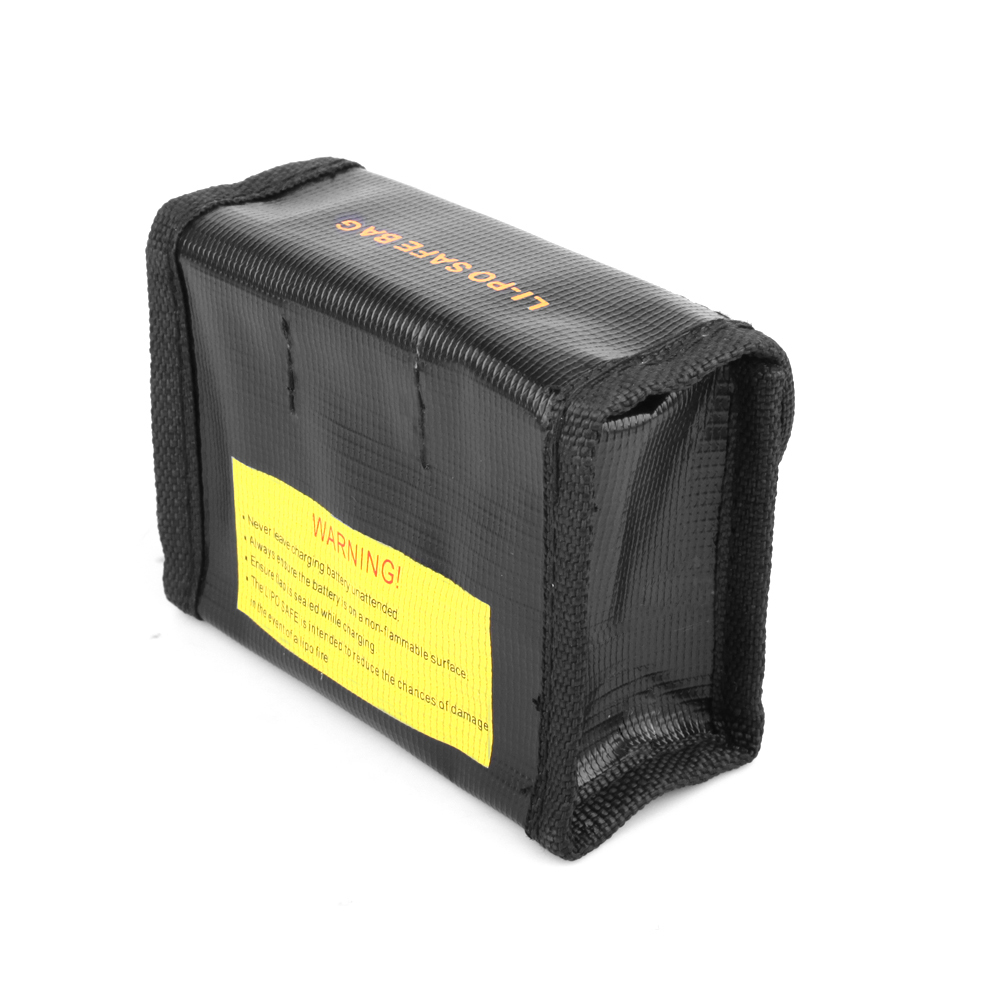 battery bag FOR DJI Mavic Mini Lipo Battery Explosion-proof Safe Bag Battery Fireproof Case Fiber Storage Box Protector