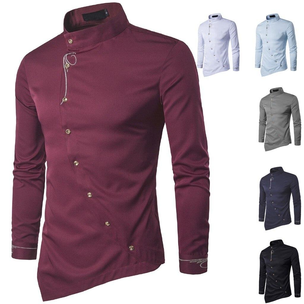 Men Long Sleeve Shirt  Kurta Raya Lelaki Melayu Muslim