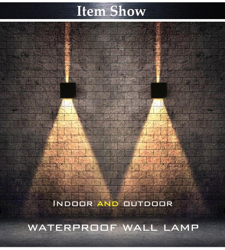 LED Wall lights (1)