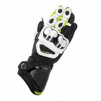 New Moto gp Racing GP PRO Motorcycle Long Gloves Racing Gloves Driving Original GP PRO Motorbike Cowhide Gloves