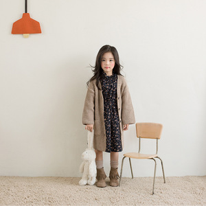 Image 5 - New 2020 Autumn Baby Tops Brand Girls Sweaters Kids Outerwear Children Cardigan Toddler Single Breasted Coat,2640