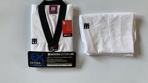 Image 3 - EX MOOTO EXTREA S5 uniforme de combate profesional, encendedor de Taekwondo, más suave, más rápido, para niños y adultos