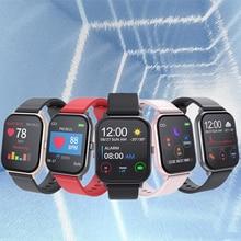 T55 Smart Uhr Wasserdichte Fitness Sport Uhr Herz Rate Tracker Rufen/Nachricht Erinnerung Bluetooth Smartwatch Für Android iOS