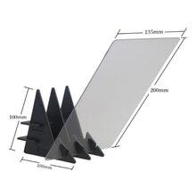 Последние простые оптические изображения доска для рисования эскиз отражение Затемнения Кронштейн живопись зеркальная пластина DTT88