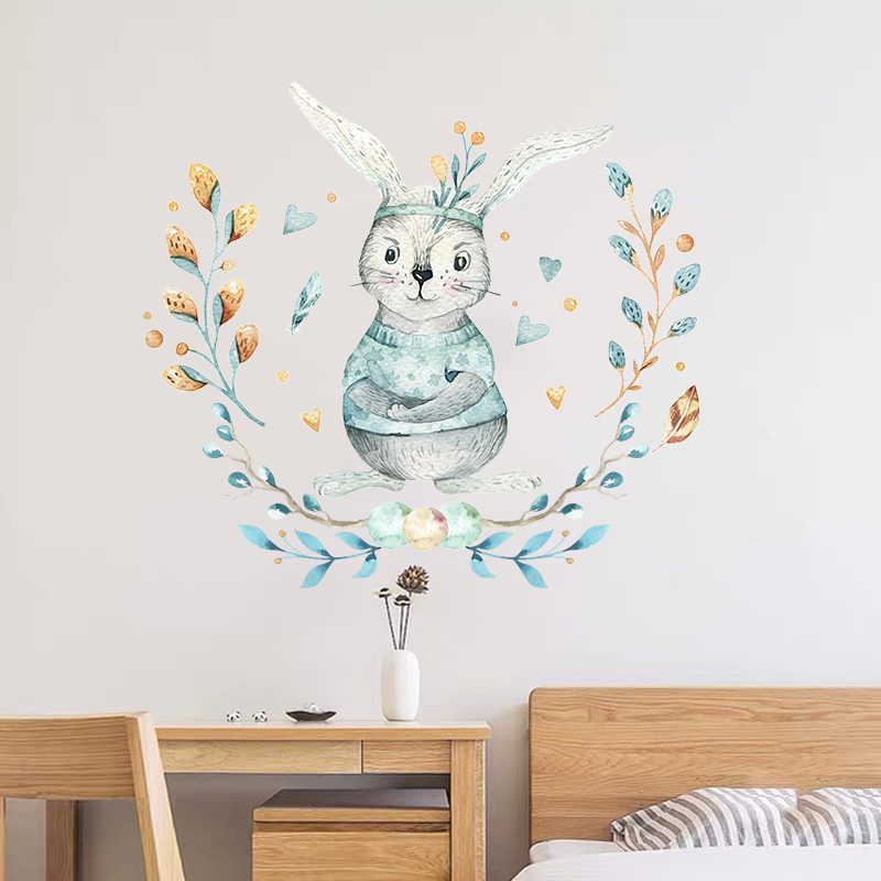 Deer Wall Stickers For Nursery Free Shipping