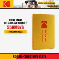 Kodak X100 SSD HDD Disco Duro HD 120GB 240GB 480GB 960GB 2,5 inch SATA 3 disco de estado sólido interno para ordenador portátil PC de escritorio TLC