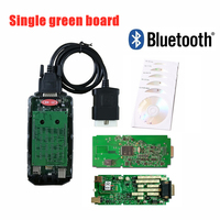 DHL+5PCS/lot WOW CDP Snooper Single Board with keygen 2016.00 v5.008r2 Bluetooth OBD2 Diagnostic Tool better than vd tcs cdp pro