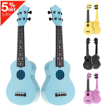 21 Inch Colorful Acoustic Ukulele 4 Strings Hawaiian Guitar Guitarra Instrument for Kids Beginner or Basic players цена 2017