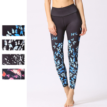 Women Sport Pants Yoga Leggings Workout Gym Seamless Pants High Waist Printed Sport Leggings Yoga Pants Running Training Pants yoga pants high waist seamless sport leggings women gym workout leggings sexy yoga pants for women running pants yoga clothing