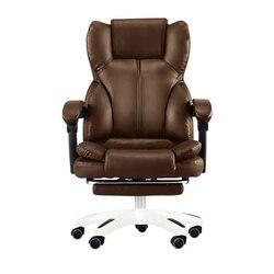 Yüksek kaliteli ergonomik ofis koltuğu bilgisayar oyun sandalyesi Internet Cafe koltuk ev uzanmış sandalye