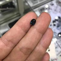 On Sale certification 1.7ct Natural d Blue Sapphire Stone Loose Gemstones with high quality