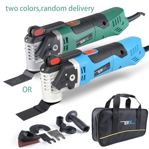 Image 5 - NEWONE Multi Functional Electric Saw Renovator Tool Oscillating Trimmer Home Renovation Tool Trimmer woodworking Tools