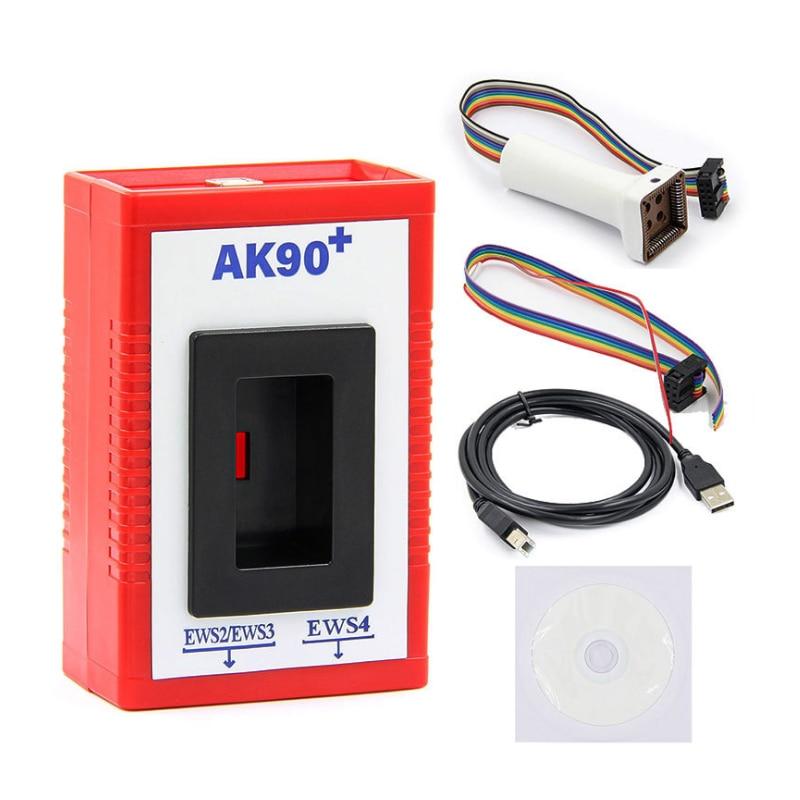 AK90+ V3.19 Newest Version AK90 For BMW EWS Auto Key Programmer Programming Tool Best Quality