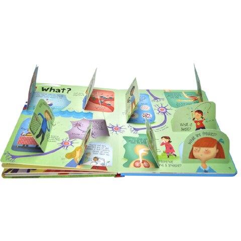 corpo ingles livros de imagem educacional bebe