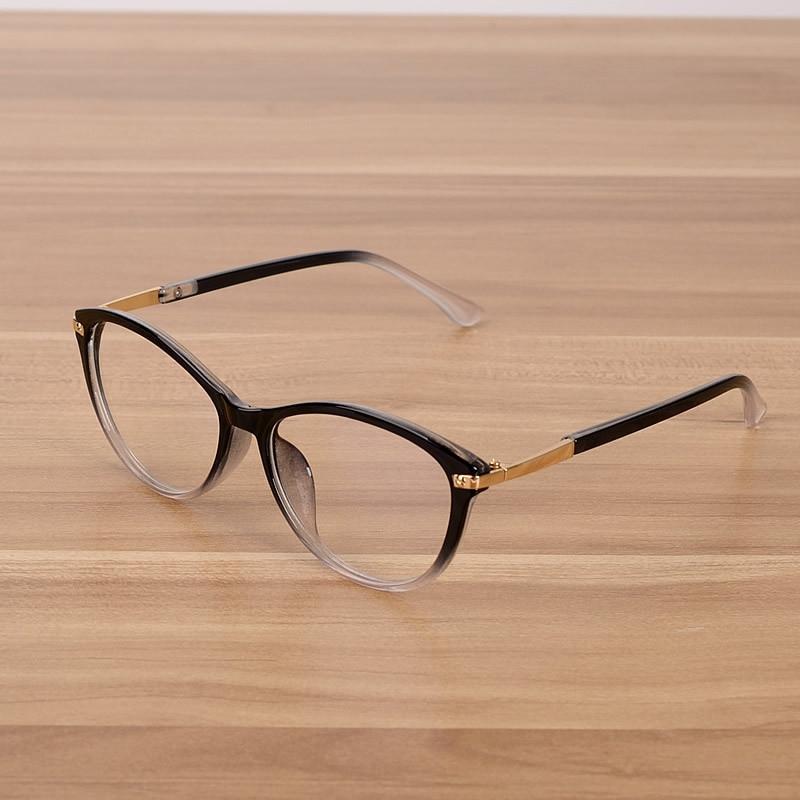 Женские очки для чтения Vazrobe, очки для чтения кошачий глаз 1,25 1,75 1,5 2,0 2,75 3,0 3,75 4,5 5 диоптрий с цветами