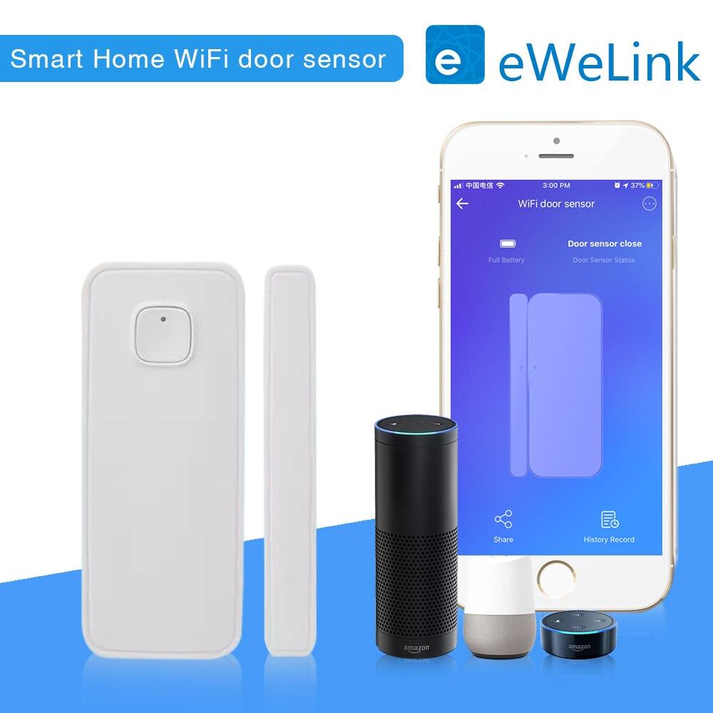 EACHEN WIFI SMART DOOR/WINDOW SENSOR WDW(EWeLink)|Smart Remote Control| |  - title=