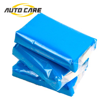 3pcs Auto Shine Magic Blue Clay Bar for Auto Detailing Cleaner & Car Washer 100g 3pcs auto shine magic blue clay bar for auto detailing cleaner