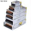 Импульсный источник питания, светильник-трансформатор переменного тока 110 В 220 В в постоянный ток 5 в 12 В 24 в 36 В, адаптер питания для светодио...