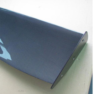 Image 4 - car styling G Style Carbon Fiber Rear Trunk Spoiler Wing For Toyota GT86 Subaru BRZ Scion FR S spoiler