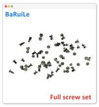 BaRuiLe 10 ชุดชุดสกรูเต็มรูปแบบสำหรับ iPhone 8 PLUS 8G X 8 P 8X ที่สมบูรณ์แบบด้านในสกรูชุดอุปกรณ์เสริมอะไหล่