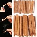 50 г/упак. натурального сандалового дерева деревянные палочки, красная объемная точка, парафиновый принтер gelli (нерегулярные Форма стружки с...
