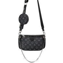 Checked Design Luxury Women Bag European and American Fashion