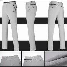 Новинка, Мужские штаны для гольфа, весенние и осенние брюки, спортивная одежда для гольфа, мужские брюки, повседневные штаны