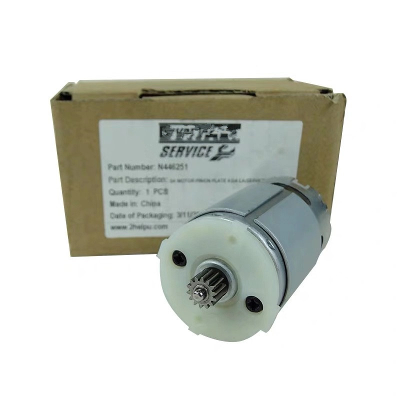 Genuine Original 14 Teeth DC Motor For DeWALT 10.8V 12V DCD700 DCD710 DCD710S2 DCD701 N075847 N446251 N432948 N038034 DCD710C2