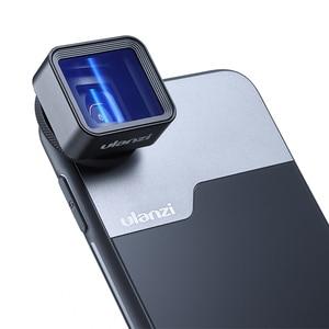 Image 2 - Custodia per telefono con filettatura Ulanzi 17mm per iPhone 12 11/11 Pro/11 Pro max Huawei P30 Pro Samsung Note 10 per obiettivo anamorfico con custodia