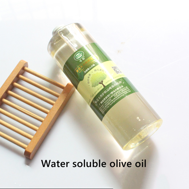 Купить с кэшбэком Water soluble olive oil, moisturizing and moistening, improving dry and tight skin feeling after washing, not irritating skin