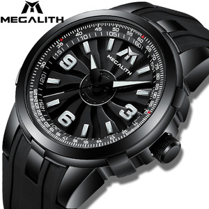 MEGALITH Men Military Watches