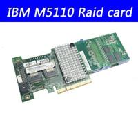 X3650 X3550 M4 90Y4449 46C8990 M5110 PCI E Cartão Matriz RAID 6 Gb/s para IBM|Cartões para acréscimos|Computador e Escritório -